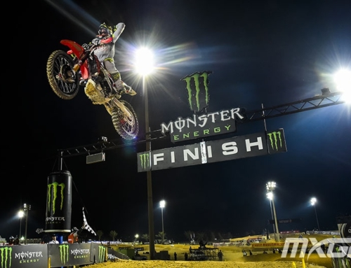 Kreator TV to broadcast MXGP for the next 3 years