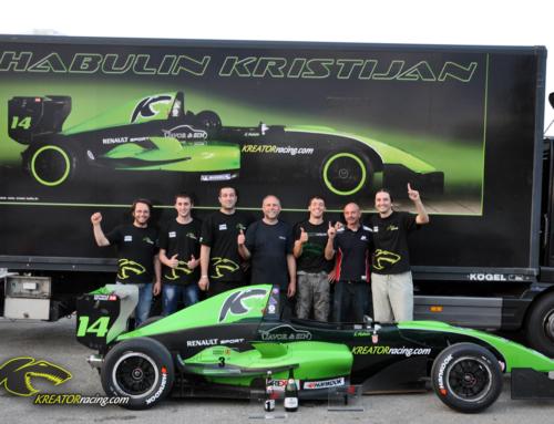 Kreator racing ostvario povijesni uspjeh za Hrvatsku!