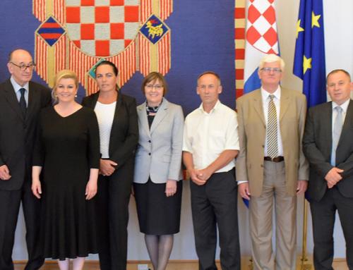 Štetner imenovan članom gospodarskog vijeća predsjednice Kolinde Grabar-Kitarović